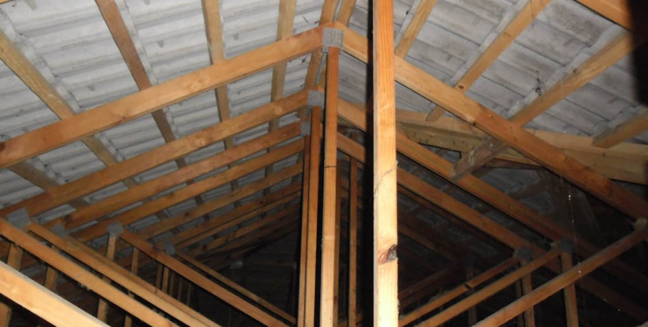 Roof Insulation Inspection Roof Space First Choice